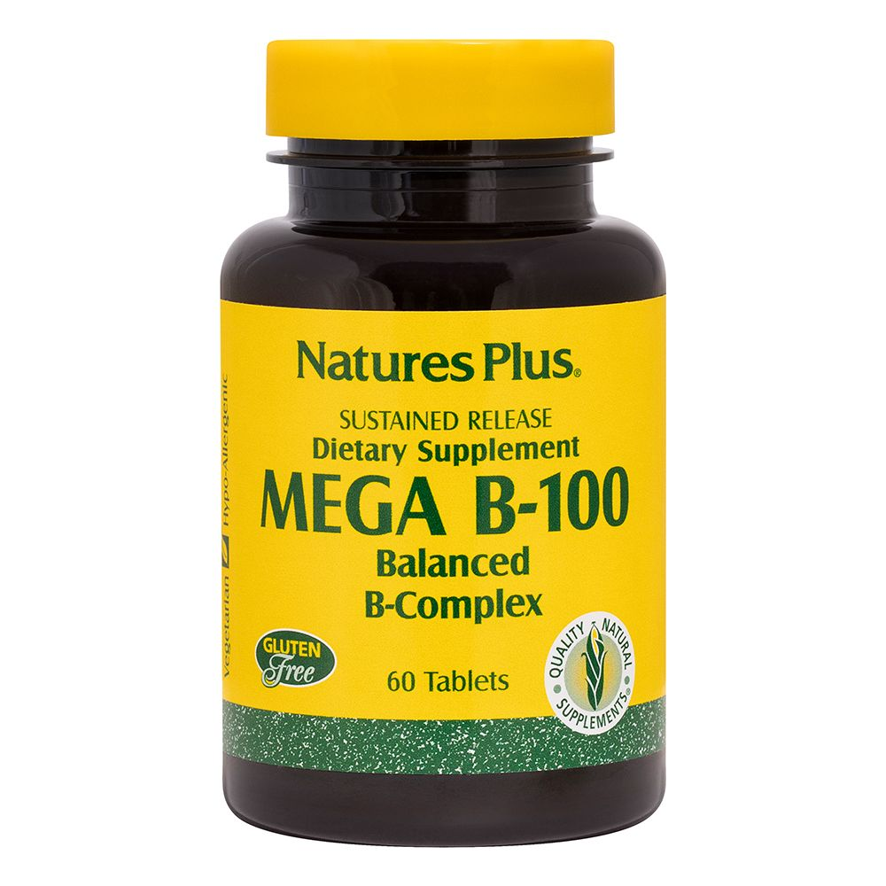 Mega B 100 complesso mg 100