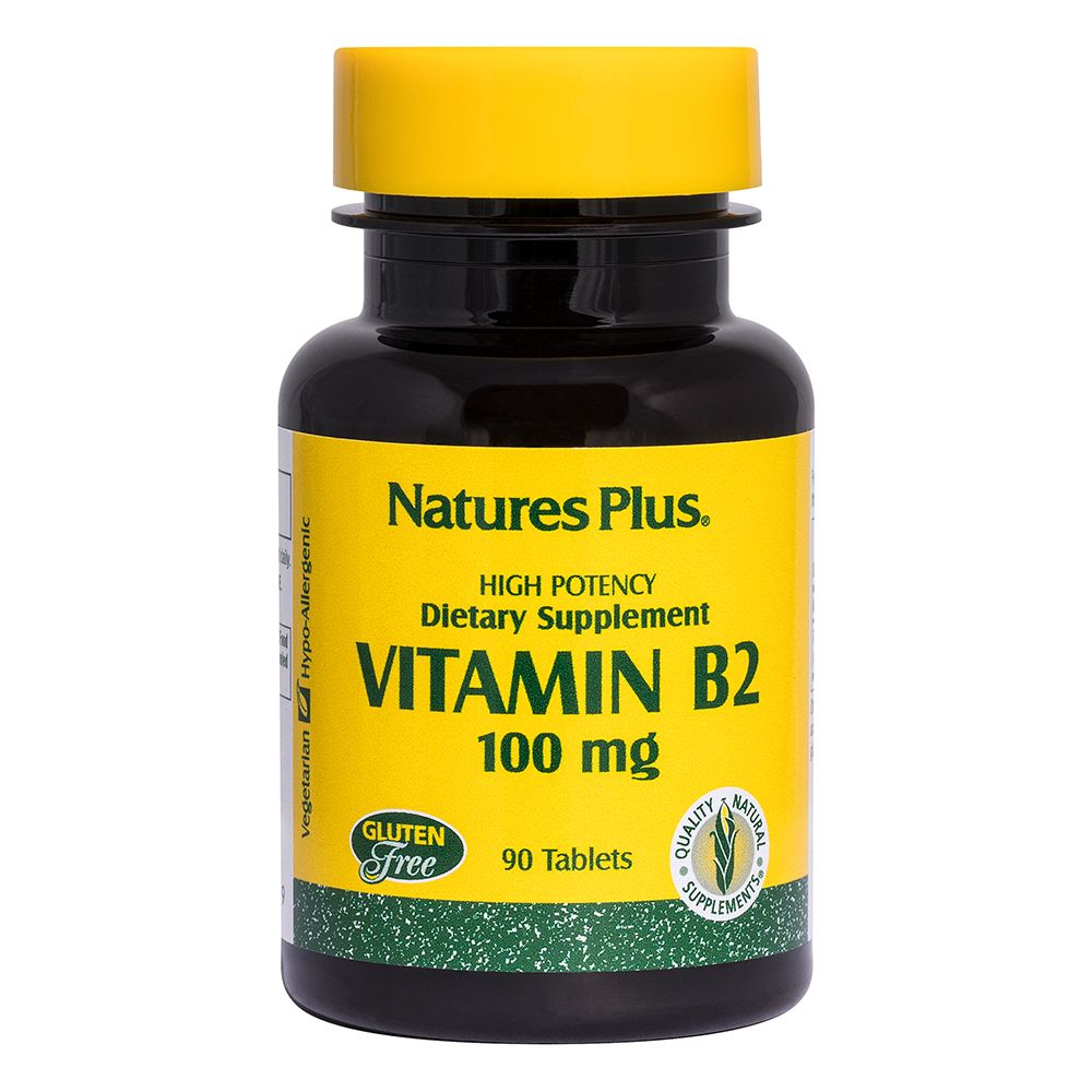 Riboflavina B2 mg 100