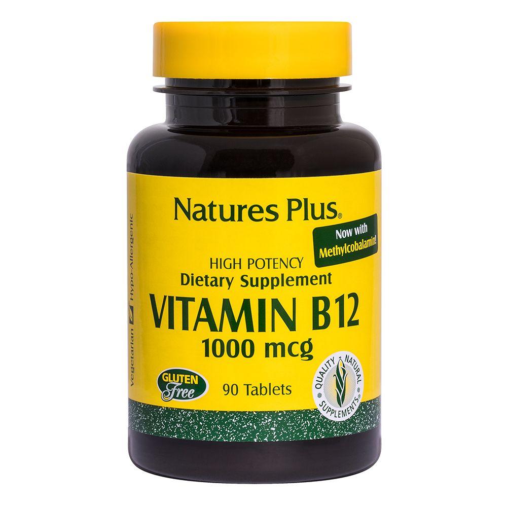 Vitamina B12 mcg 1000
