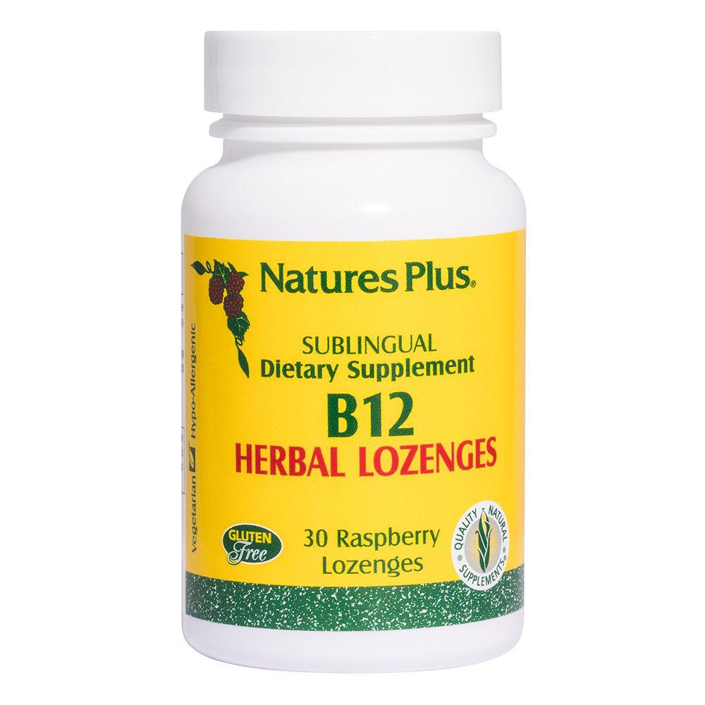 Vitamina B12 sublinguale mcg 1000