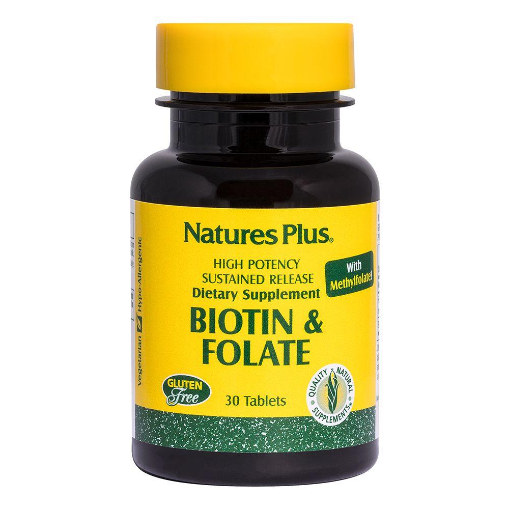 Biotina e Folato