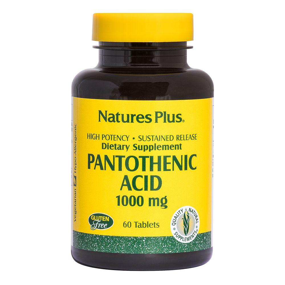 Acido pantotenico mg 1000