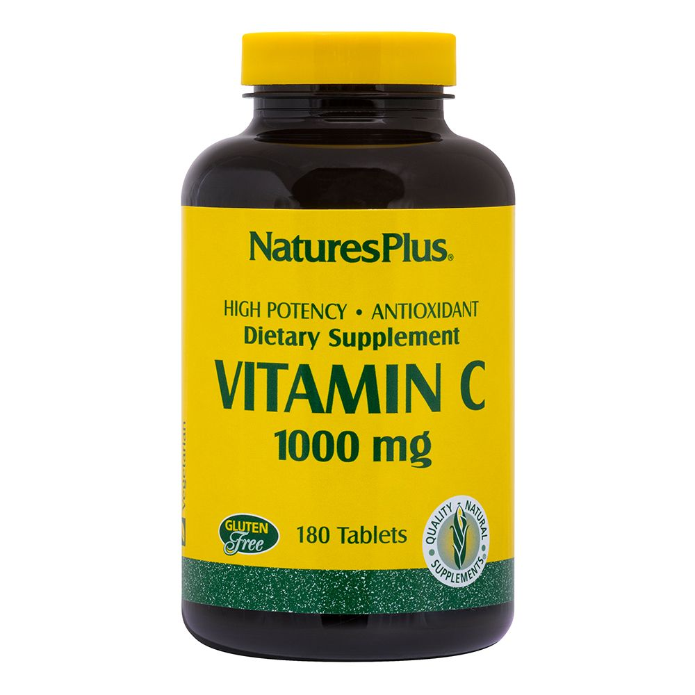Vitamina C 1000 mg 180 tav.