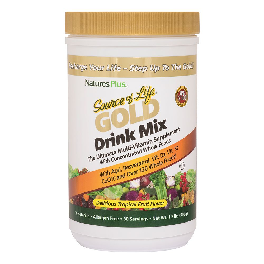 Source of Life GOLD DRINK MIX Polvere 540GR.