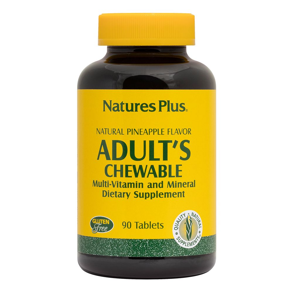 Adult's Chewable