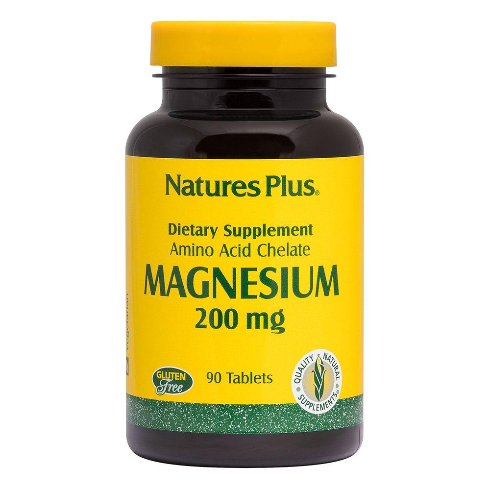 Magnesio mg 200
