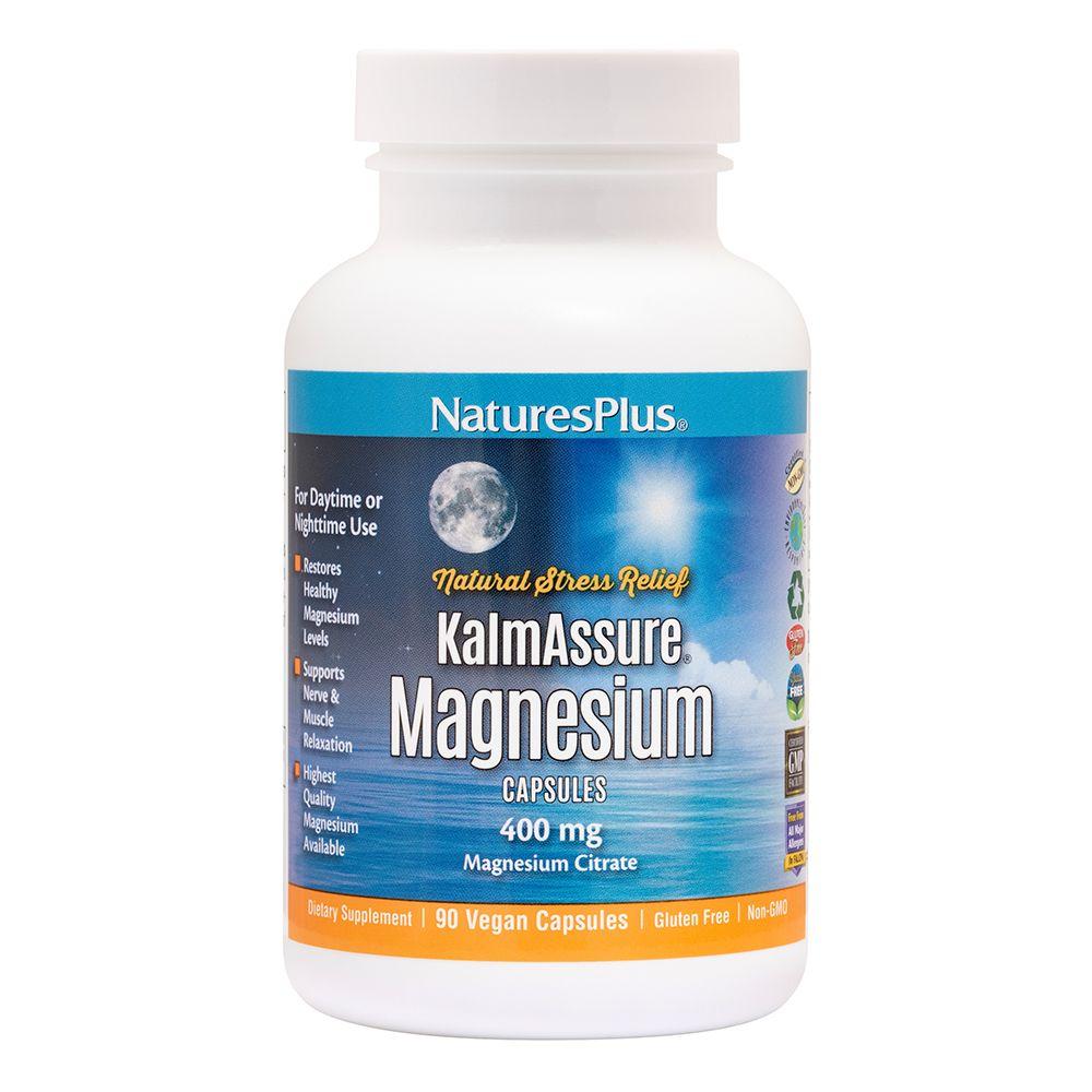 KalmAssure Magnesio citrato