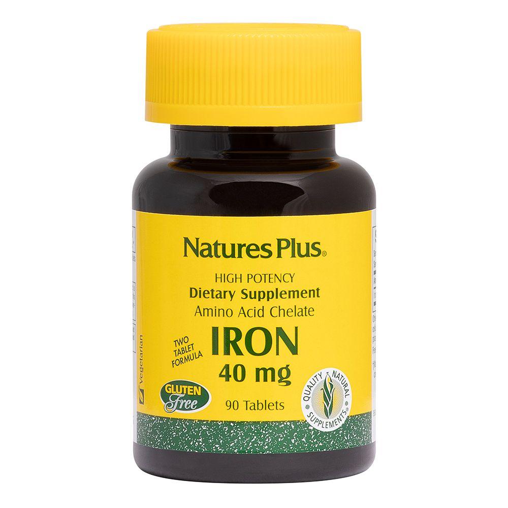 Ferro mg 40