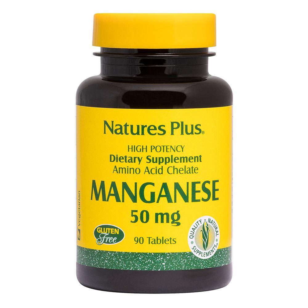 Manganese mg 50