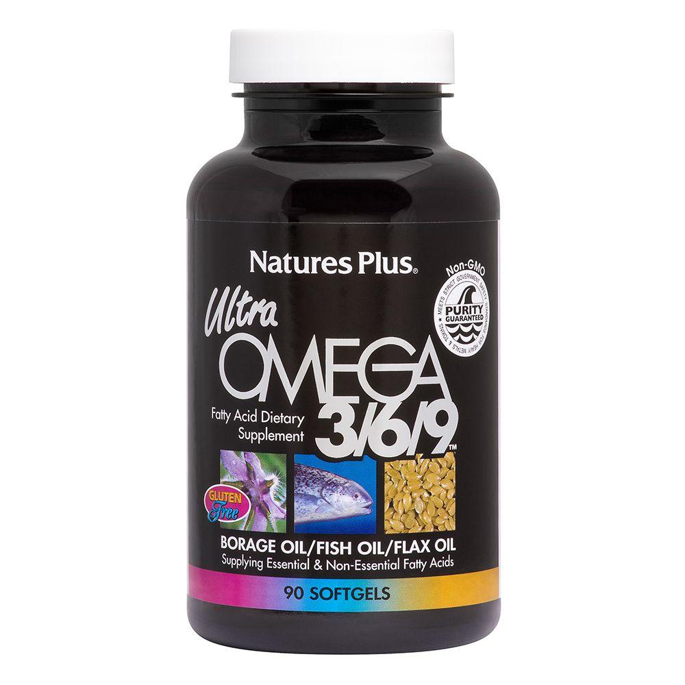 Ultra Omega 3/6/9 (acidi grassi)