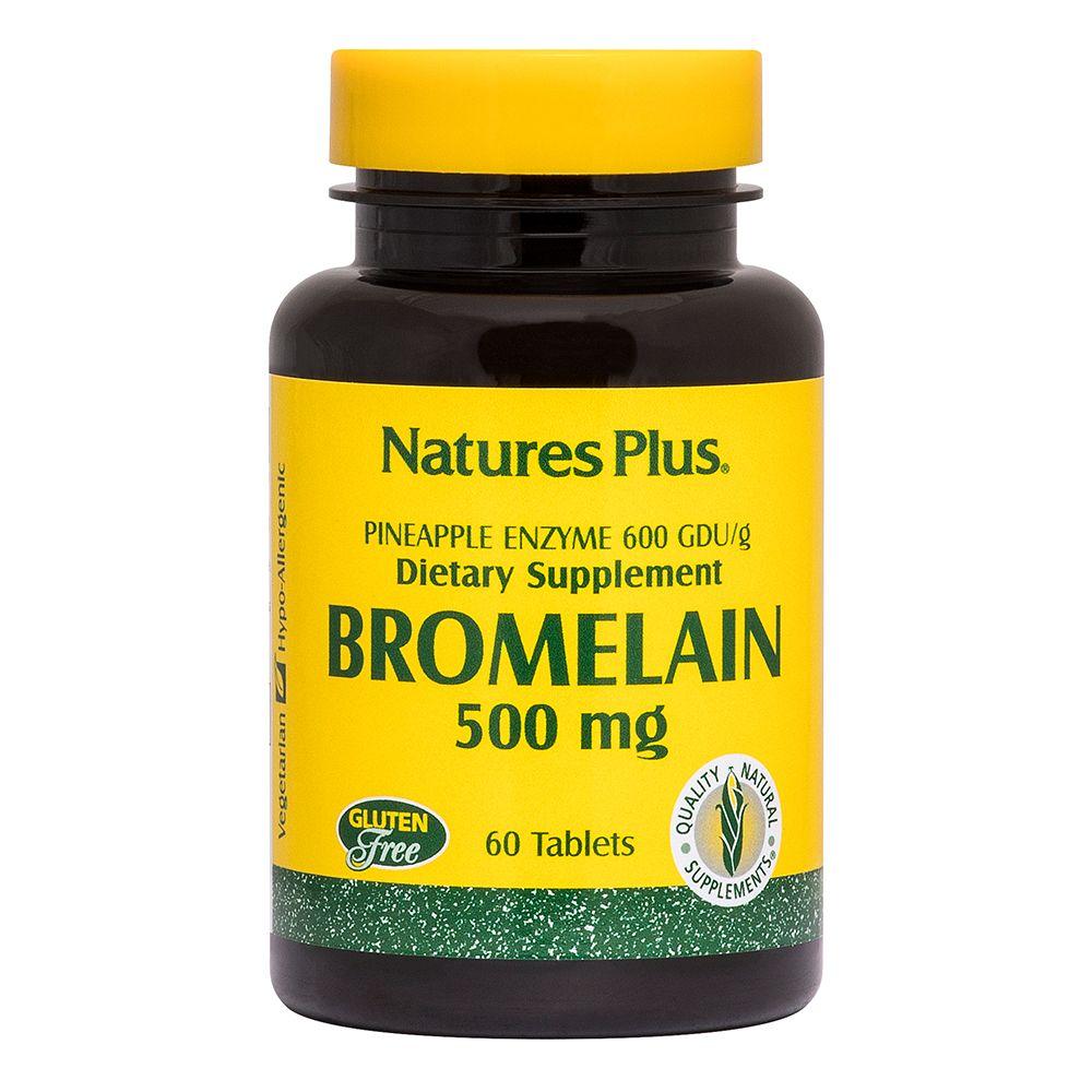 Bromelaina (enzimi di ananas) mg 500