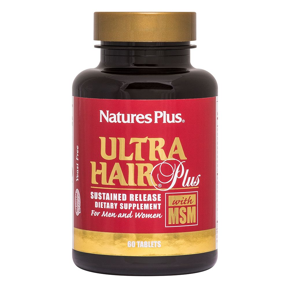Ultra Hair Plus con MSM (per capelli)