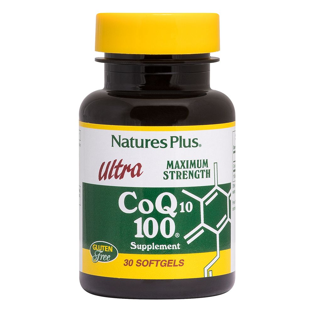 Ultra Coenzima Q10 100 mg