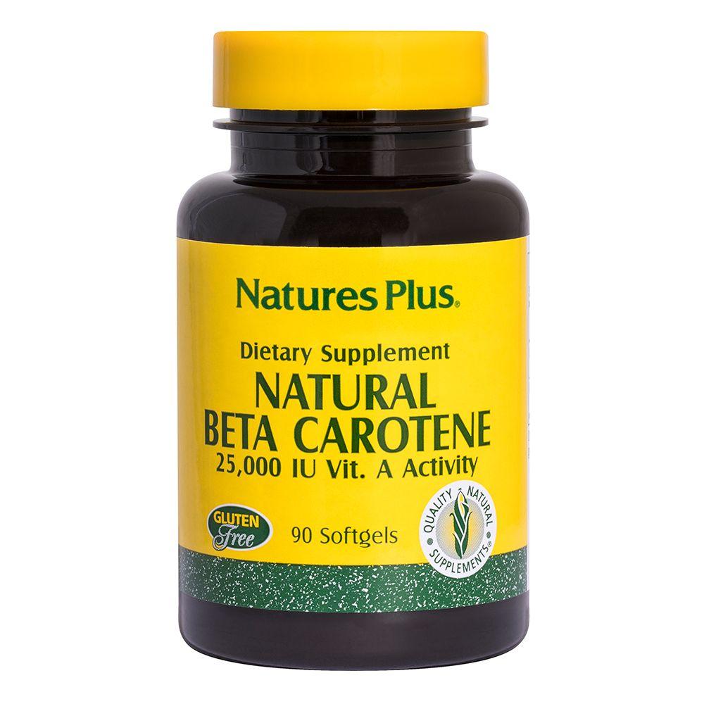 Beta carotene (dunaliella salina 25000 U.I.)