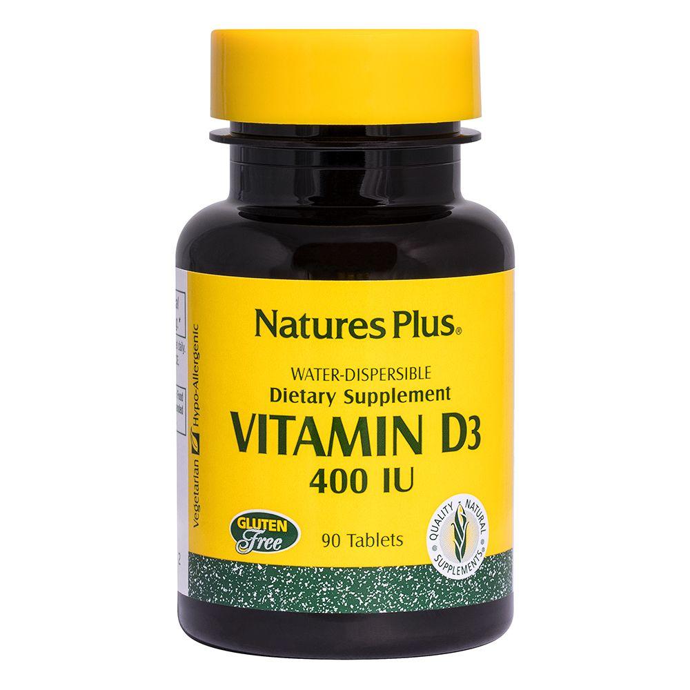 Vitamina D 400 UI idrosolubile