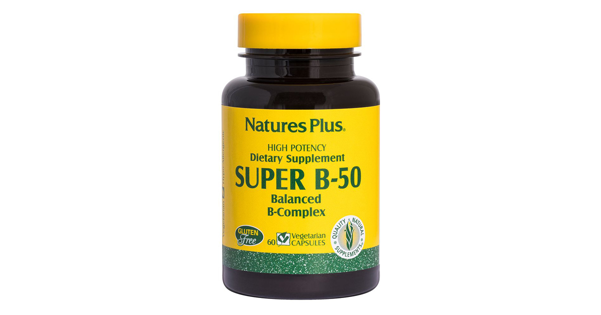 Super B 50 complesso mg 50