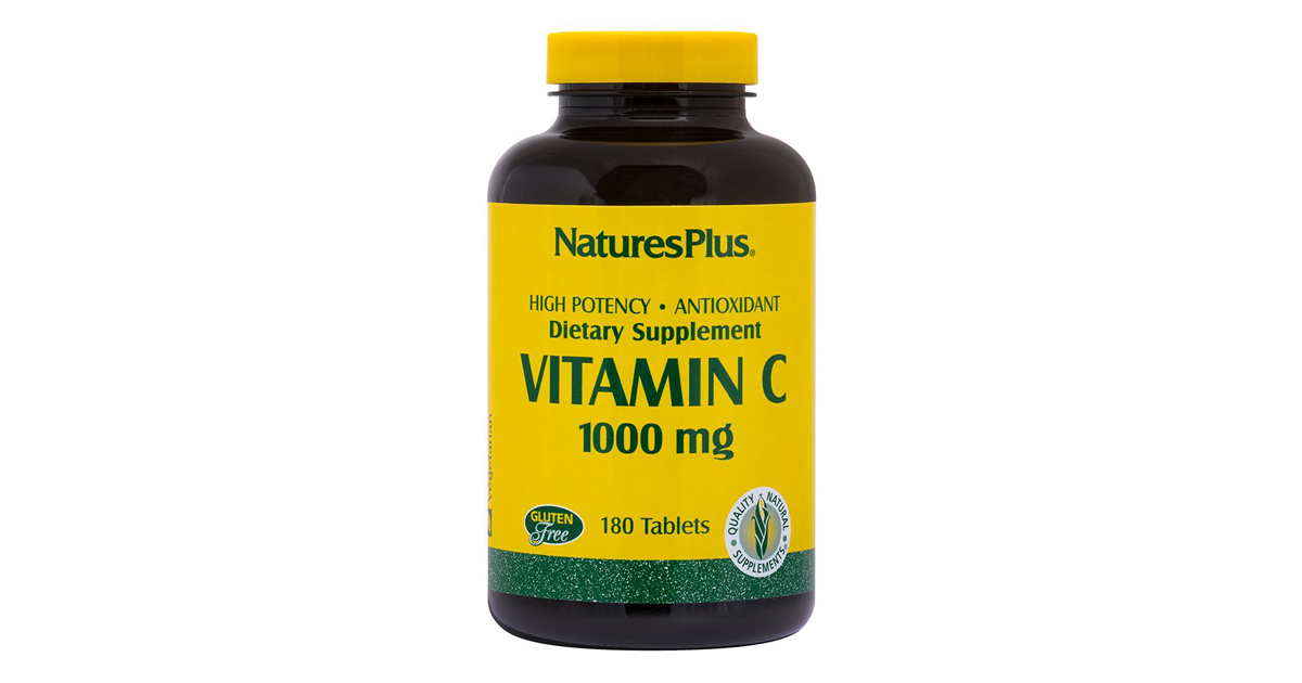 Vitamina C 1000 mg 180 tav.