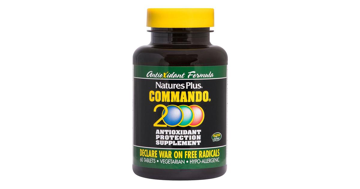 Commando 2000 antiossidanti