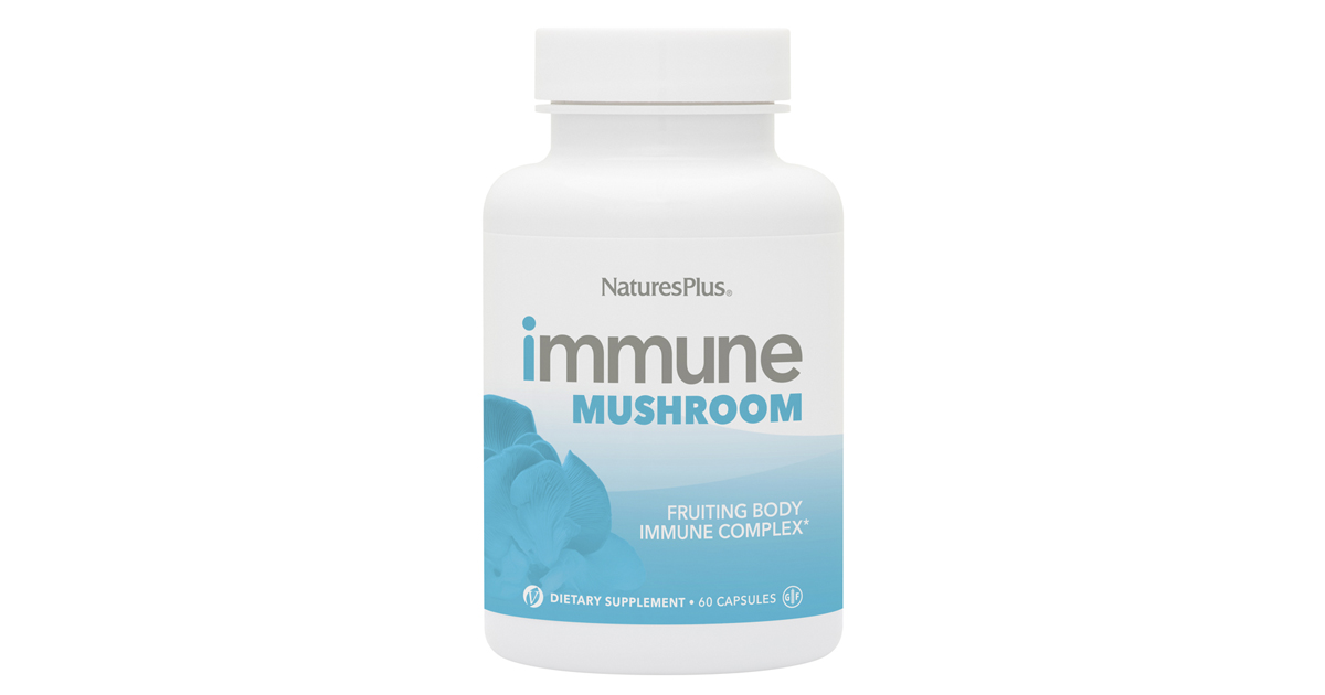 immune MUSHROOM