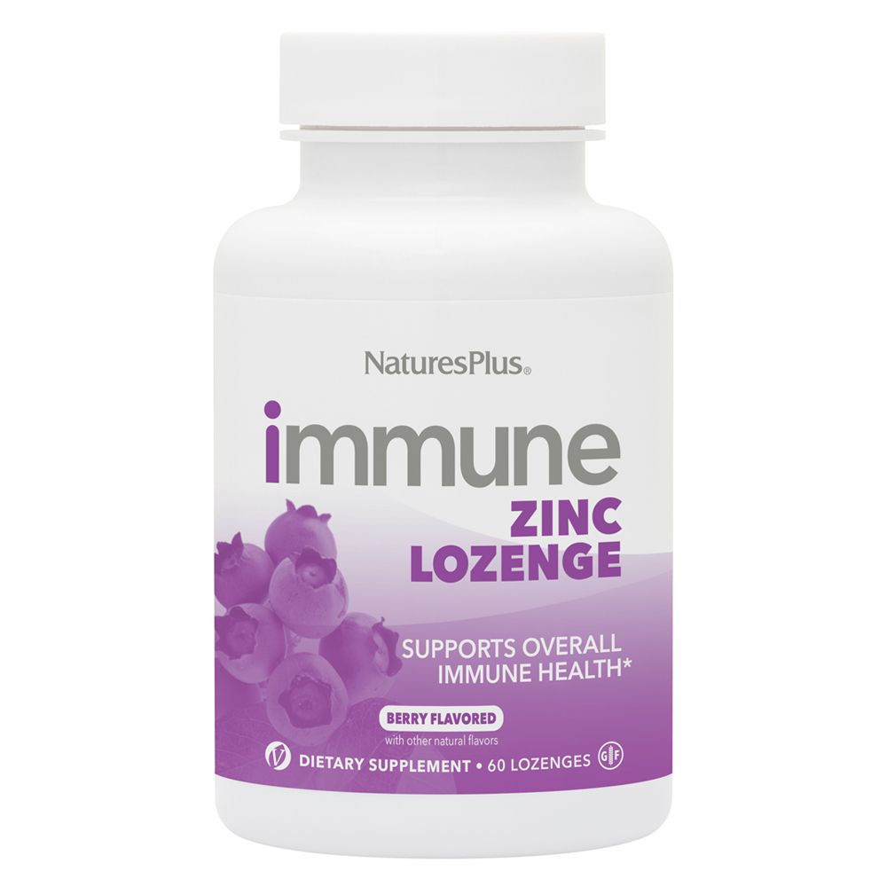 immune ZINC LOZENGE